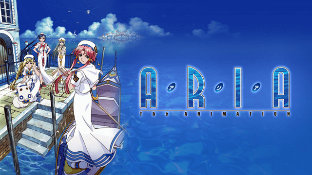 ARIA The ANIMATION